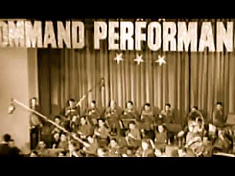 COMMAND PERFORMANCE 28 07 1942 with CARY GRANT & JUDY GARLAN
