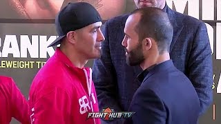 BRANDON RIOS & RAMON ALVAREZ FACE OFF IN KANSAS WITH CAREERS ON THE LINE IN A CROSS ROADS BATTLE