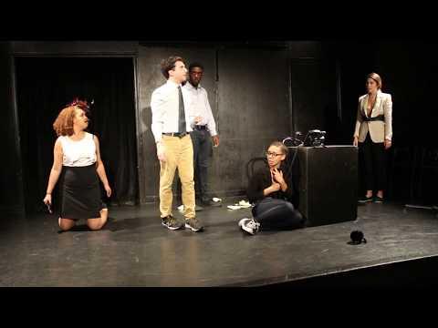Office Drama (UCB Sketch 301 Grad Show 1/10/18)