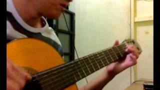 傷信 Guitar Solo Shang Xin 陳奕迅 Eason Chan -FingerStyle