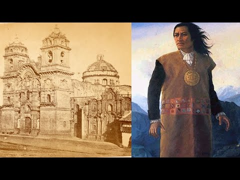 The Last Inca Emperor - Converted to Christianity