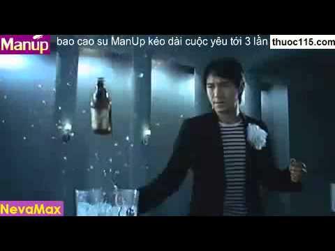 clip quảng cáo bao cao su ManUp hay nhất thế giới trong phim hài Châu Tinh Trì