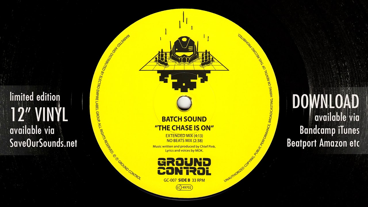 batch sound the chase is on (hard cuttin remix) ground control 007 electro  beatronic dj unknown torrent.php #9