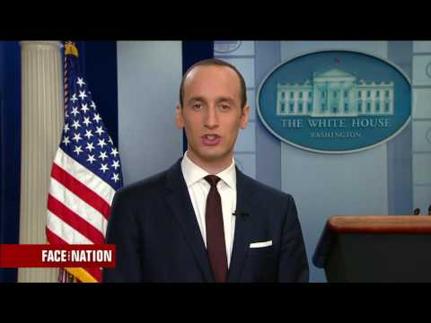 Stephen Miller - Trump WH - To all of planet Earth
