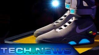 Nike Air 2015 | Автоматическая шнуровка
