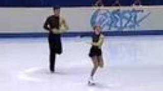 Elena Berezhnaya & Anton Sikharulidze - BARCELONA 1998