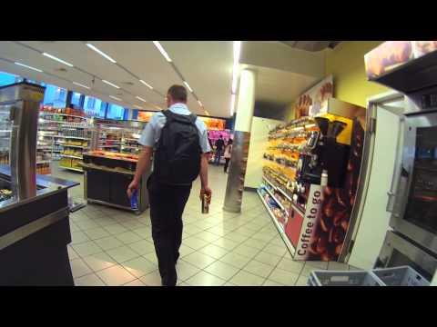 Basel - at the shop