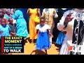 MIRIAM MWITA - TOTALLY CRIPPLED GIRL GETS UP AND WALKS AWAY