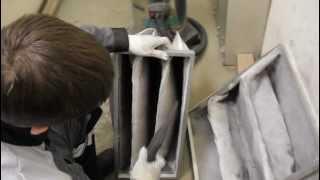 Чистка фильтров системы вентиляции своими руками(Чистка фильтров системы вентиляции своими руками., 2013-04-03T14:17:24.000Z)