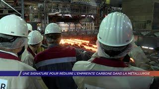 Yvelines | Une signature pour réduire l'empreinte carbone dans la métallurgie