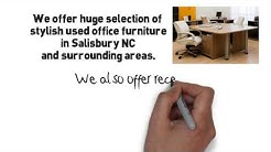 Used Office Furniture Salisbury NC - (704)-583-2144