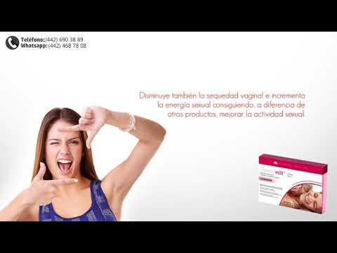 Feminil - ¿Dónde comprar? Aumenta tu deseo sexual femenino.  México Oficial