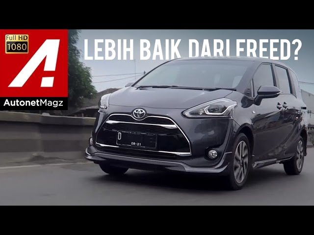 Review Toyota Sienta Tipe Q By Autonetmagz Video Ms Popular