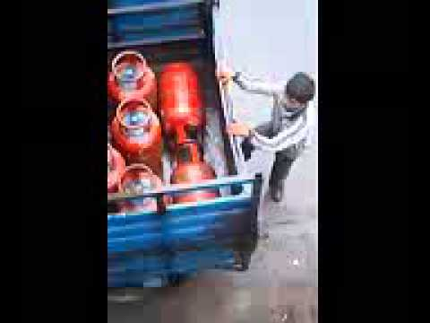 Alert   LPG cylinder GAS theft in INDIA