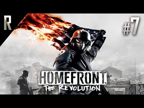 ► Homefront: The Revolution - Walkthrough HD - Part 7