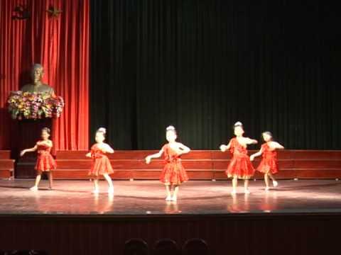 Bài múa dành cho thiếu nhi
