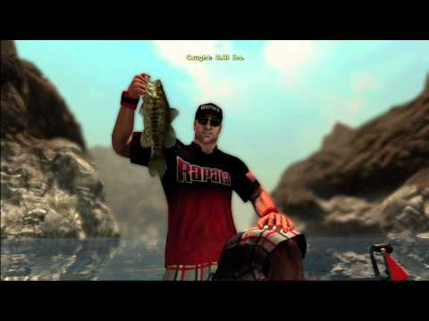 Rapala Pro Bass Fishing | Reveal Trailer (2010)