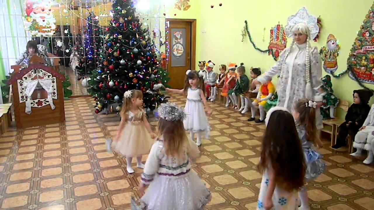 Скачать мелодию танец снежинок