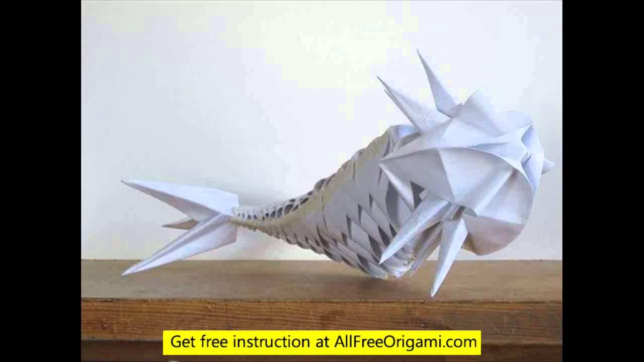 Koi Fishorigami Koi Fishorigami Koi Diagramsmake Origami Koi Fish