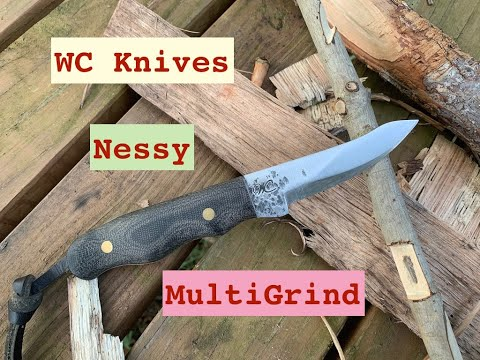 WC Knives Nessy