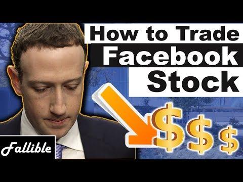 Win BIG Trading Facebook's Stock Price Drop