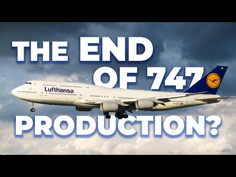 Could Boeing Be Close To Ending 747 Production?