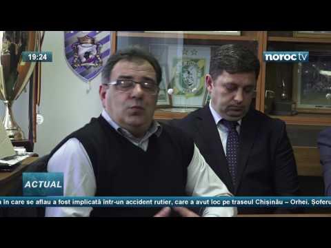 #ACTUAL SPORT MOLDOVA, cu Mihai Burciu // 21 februarie 2017