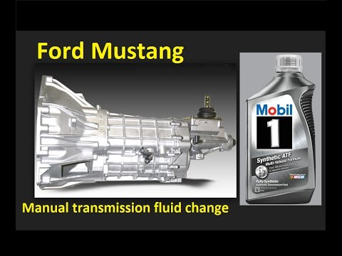 manual transmission fluid change ford mustang 1994 2004. Black Bedroom Furniture Sets. Home Design Ideas