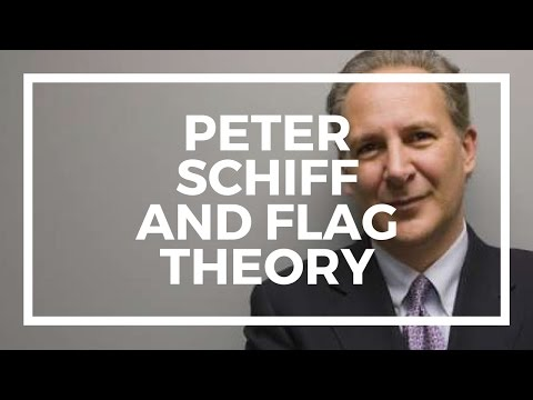 Freedom and opportunity offshore: Peter Schiff and flag theory