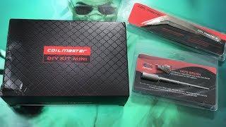 Revue Accessoires Le Coil Master DIY Kit Mini