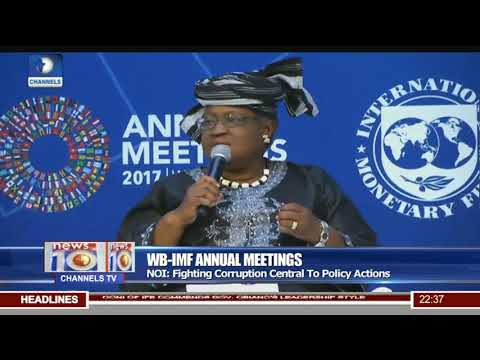 WB-IMF Annual Meeting: Human Capital Tops 2017 Agenda In Washington