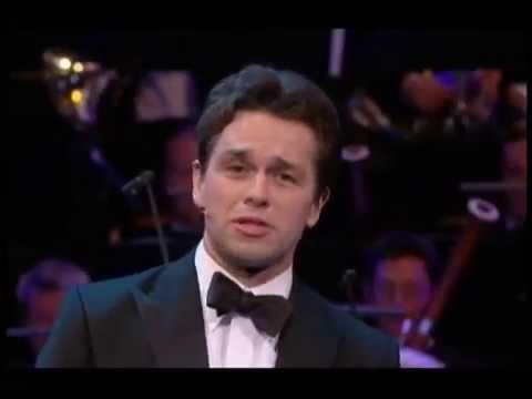 'Younger than Springtime' - Julian Ovenden sings