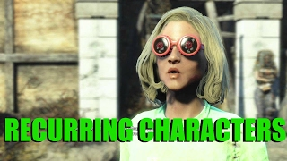 Every Recurring Character in Fallout 4