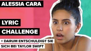 Mitmachen! Erkennst du so viele Song-Lyrics wie Alessia Cara? | Digster Pop Stories Lyric Challenge
