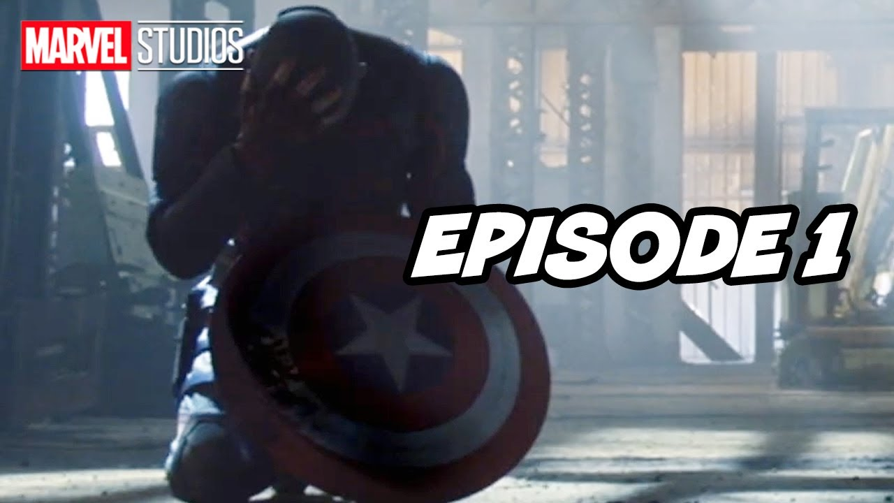 Download Falcon and Winter Soldier Trailer - Episode 1 Early Reaction and Wandavision Marvel Easter Eggs