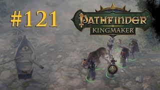 Let's Play Pathfinder: Kingmaker #121 – Am Kerzenmeer (Blind / Deutsch)