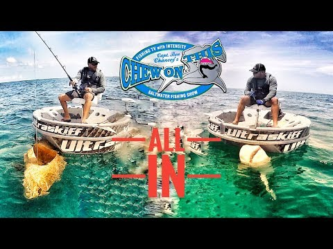 First Ever OMG! 500lb Monster Fish Fishing From Chew On This All In - Ultra Monsters