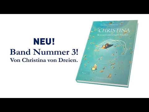 Christina von Dreien - Bewusstsein schafft Frieden - Das neue Buch