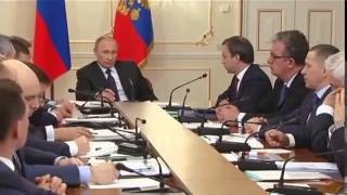 саботаж  Президент Путин лично рулит электричками