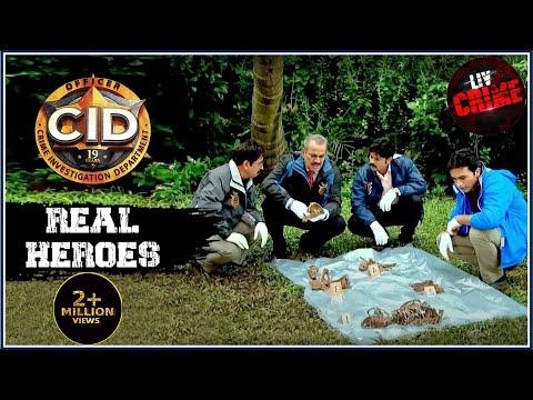 A Treasure Deep Under   C.I.D   सीआईडी   Real Heroes