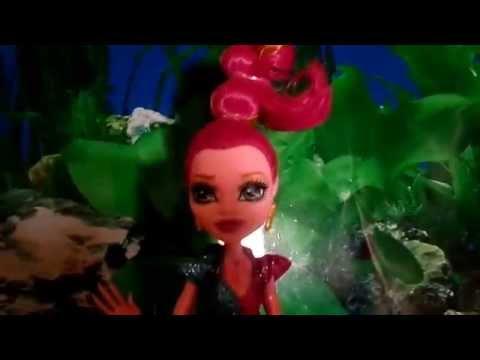 Обзор на Джиджи Грант - GiGi Grant (Монстер Хай/Monster High)