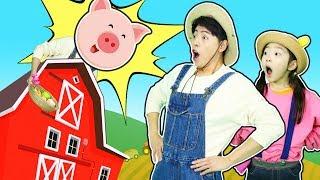농장 인기 동요 Old MacDonald Had a Farm - Kids nursery rhymes- 마슈토이 Mashu ToysReview
