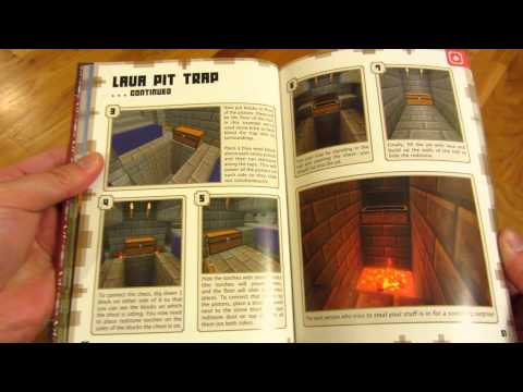 Minecraft Redstone Book