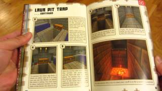 Minecraft Redstone Book - Page by Page Every Page