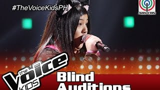 "The Voice Kids Philippines 2016 Blind Auditions: ""Mr Cupido"" by Gabie"