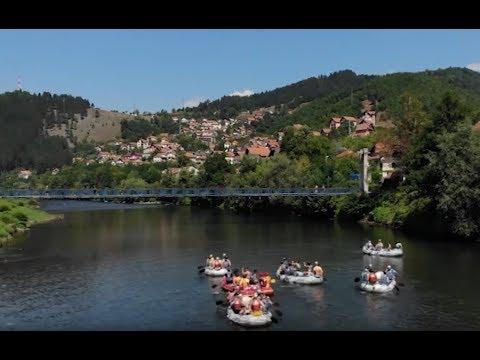 Promovisanje Zapadne Srbije kroz VoLim ekspediciju i Zlatarsku regatu - DJS - (TV Happy 14.08.2019)
