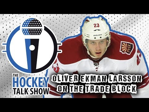 The best young Defensemen in the game is ON THE TRADE BLOCK!