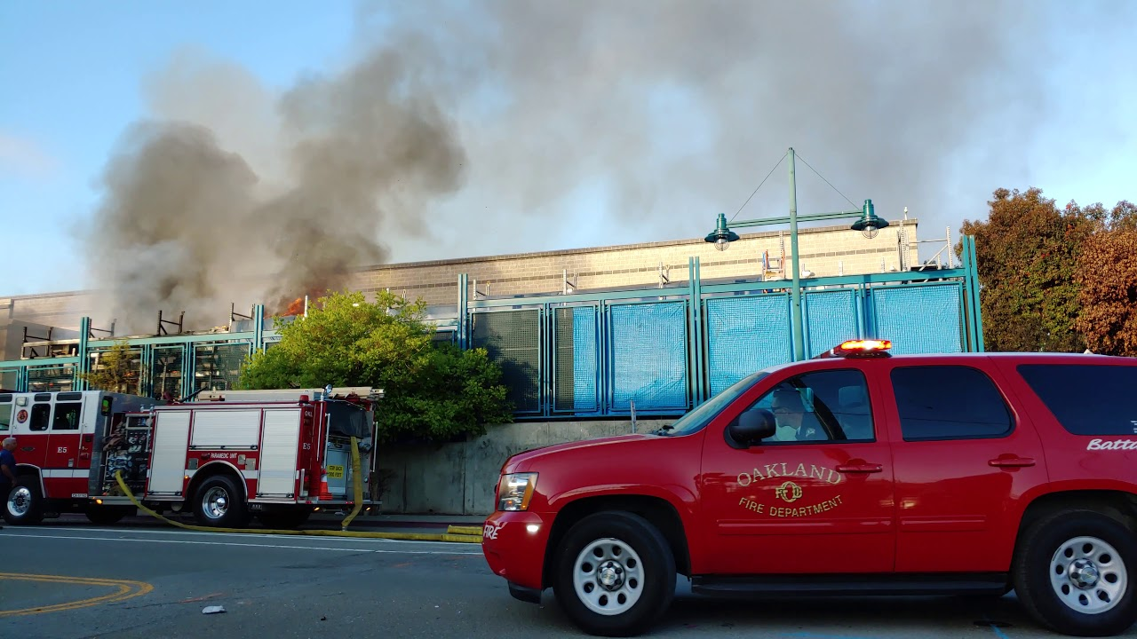 a773b123c01e Fire at Emeryville Home Depot Storage Area Causes $160,000 in Damages - The  E'ville Eye Community News