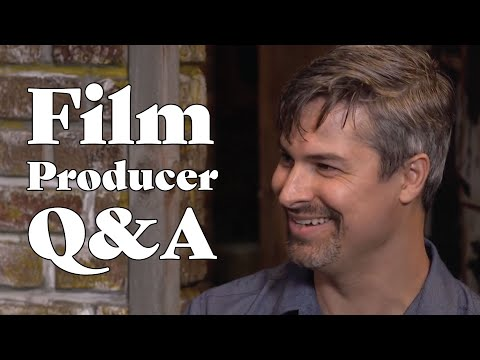 What Does An Indie Film Producer Really Do? - With Graham Sheldon #ZacutoLive