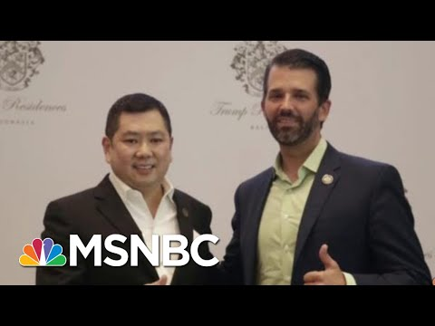 Donald Trump Business Conflicts Further Degrade US Credibility On China | Rachel Maddow | MSNBC